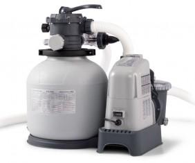 pješčani filter sa klor generatorom
