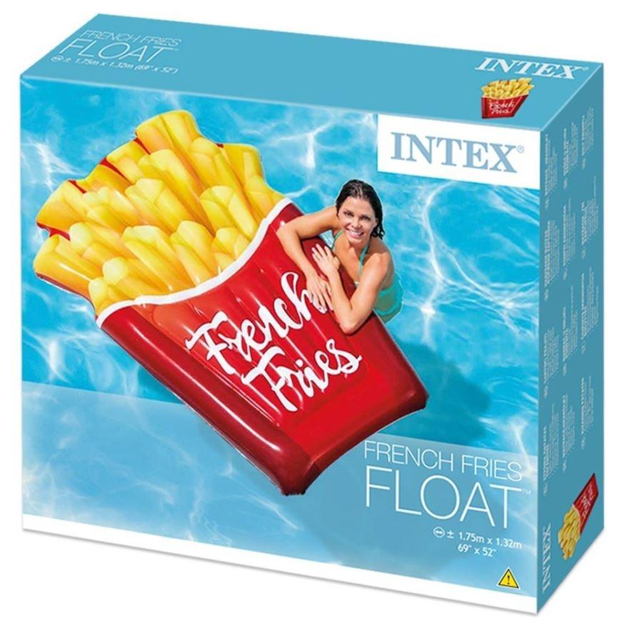 intex pomfrit dušek