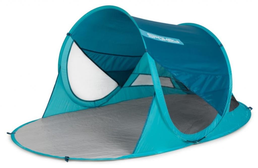 samootvarajući šator za plažu