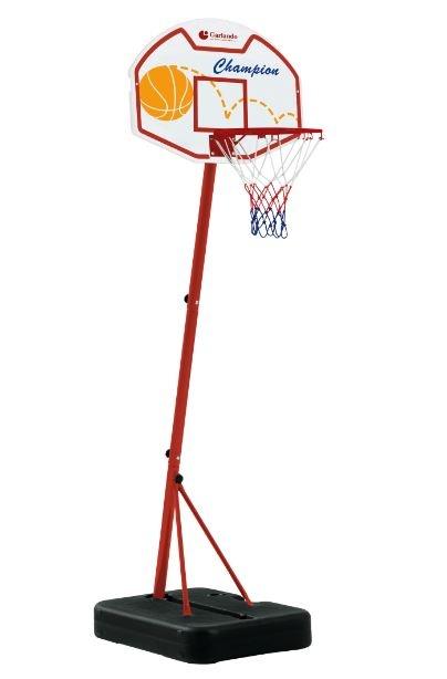 samostojeći košarkaški koš