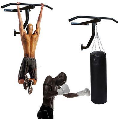 sprava za podizanje trupa i vješanje vreće za boks