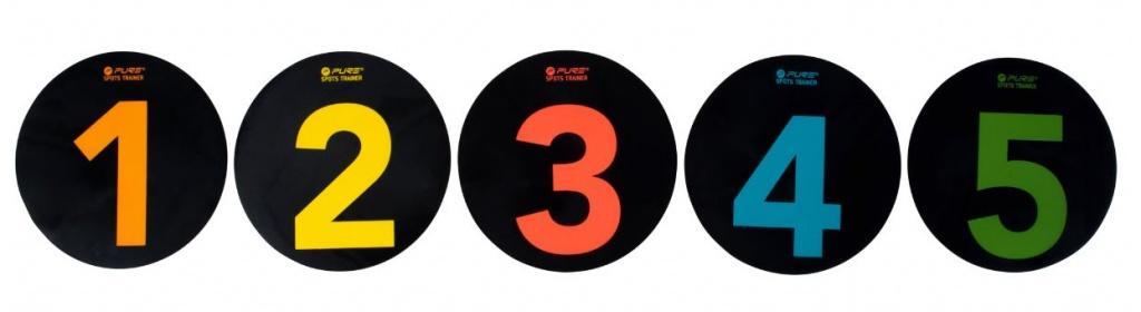 markeri brojevi za igranje košarke