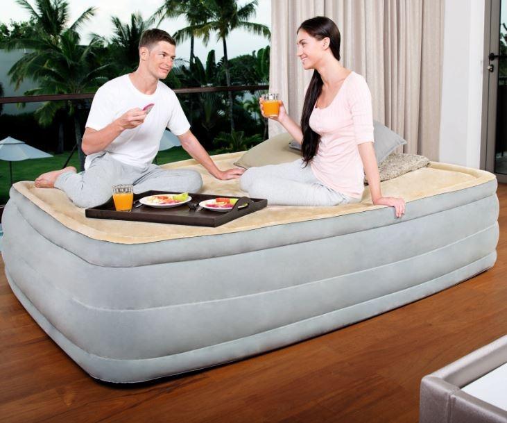 postelja na napuhavanje sa memory pjenom