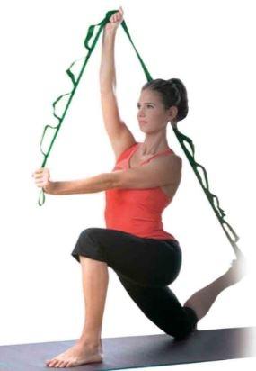 traka za strečing vježbe