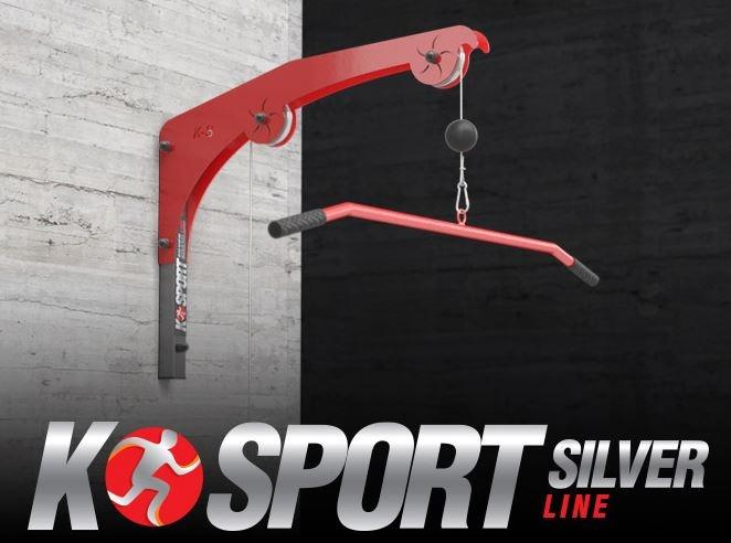 hi pulley k sport
