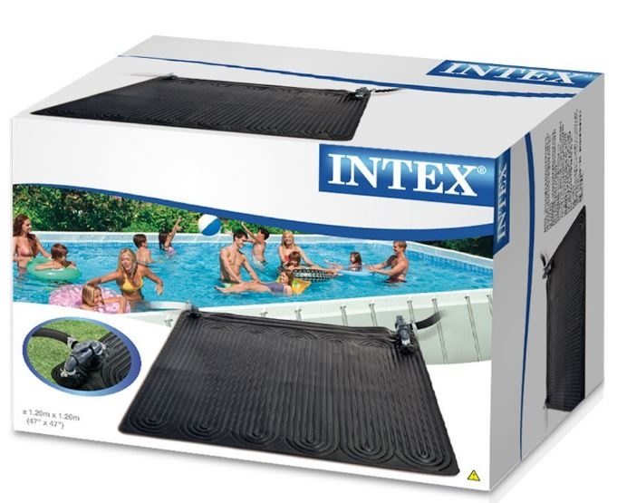 grijač vode u bazenu intex