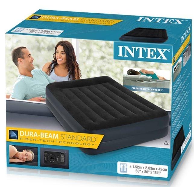 postelja na napuhavanje intex