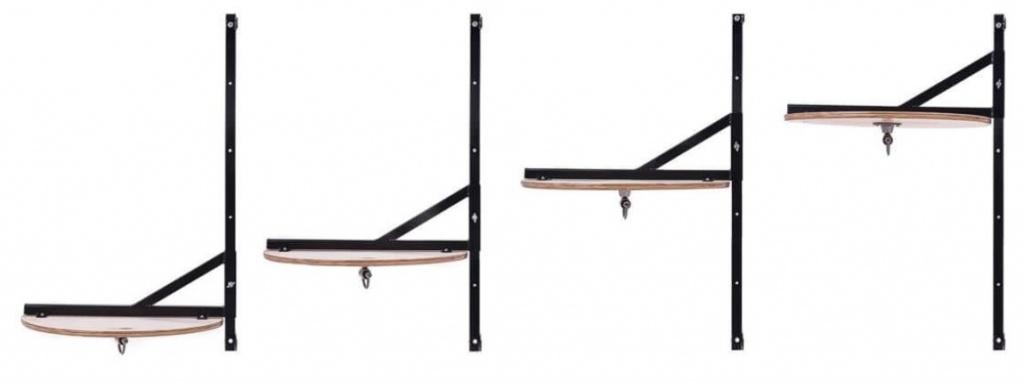 4 visine platforme za krušku