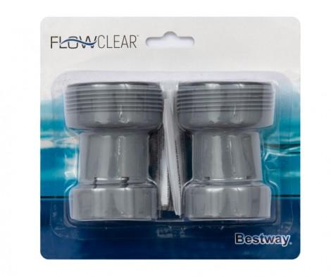 adaptor za filter in vodno cev za bazen