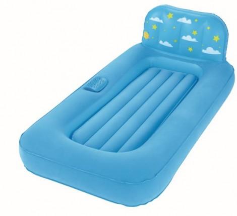 Materassino gonfiabile Bambini con Proiettore Materasso Dream Glimmers Bestway
