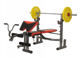 fitnes naprava za bench press