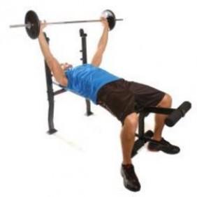 bench press stojala za uteži