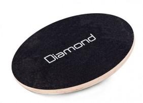 plošča za vadbo ravnotežja iz lesa