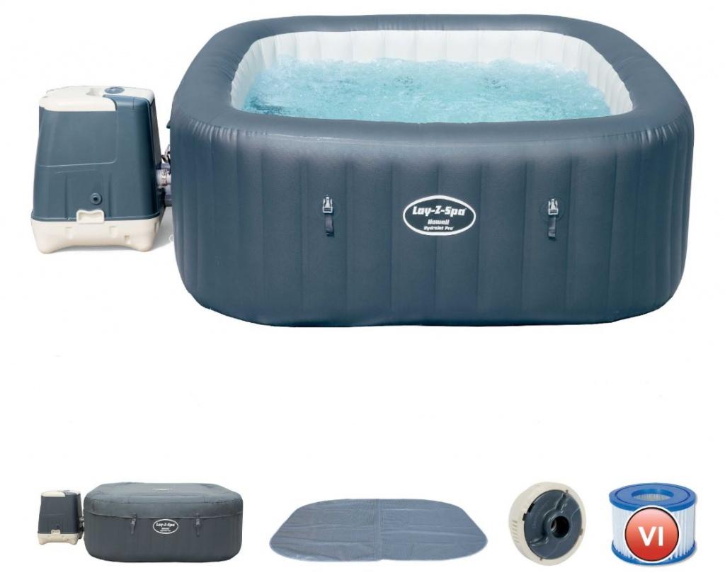 napihljivi masažni bazeni
