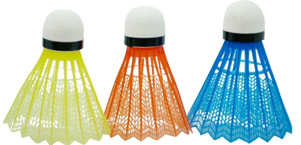 badminton žogice