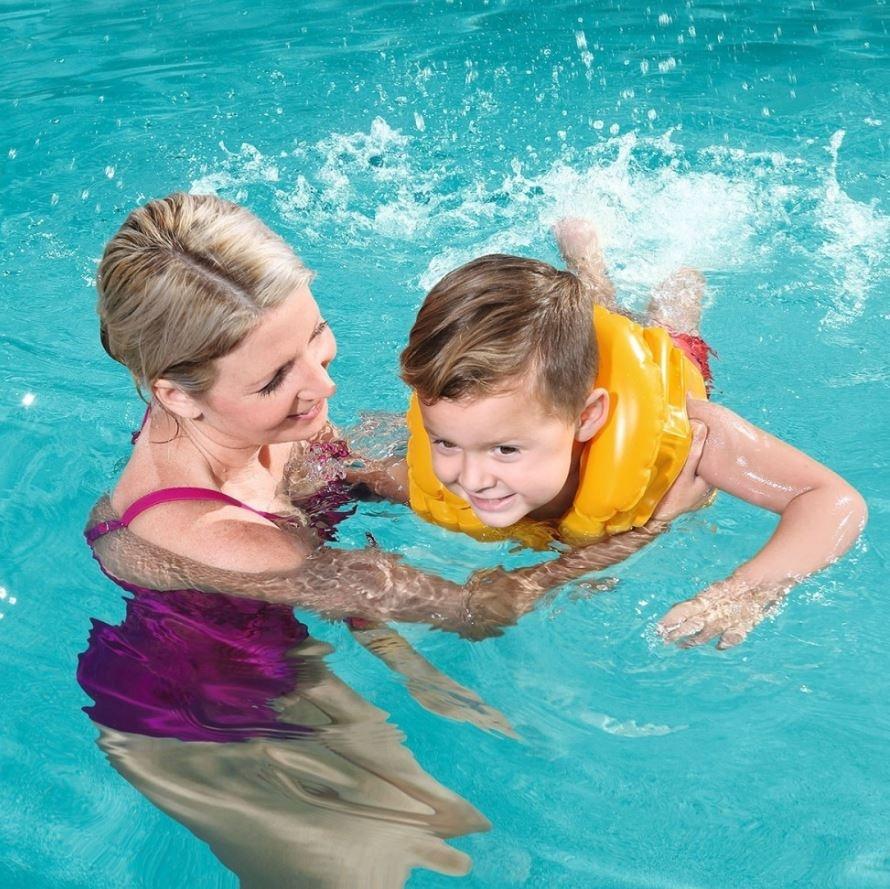 plavalni jopič za 3 6 let otroški