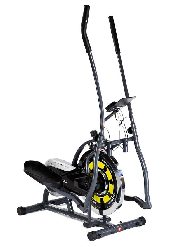 eliptično kolo z vztrajnikom