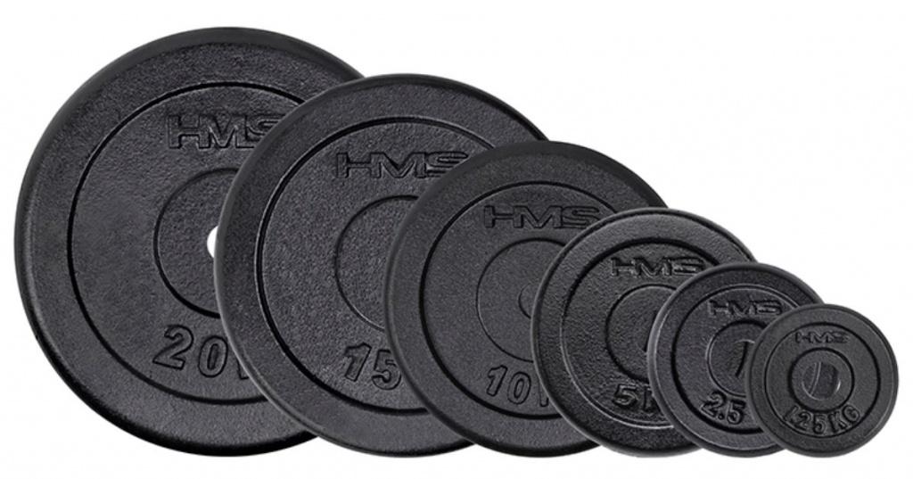 fitnes oprema diski