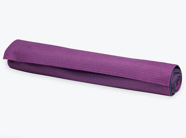 vadba joge na brisači