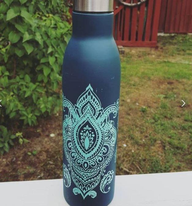 oprema za jogo steklenice za pitje