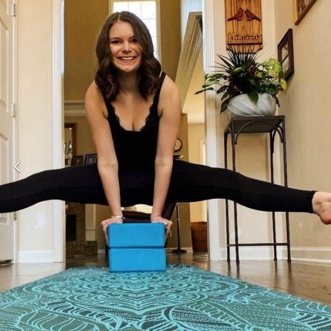 gaiam joga podlaga
