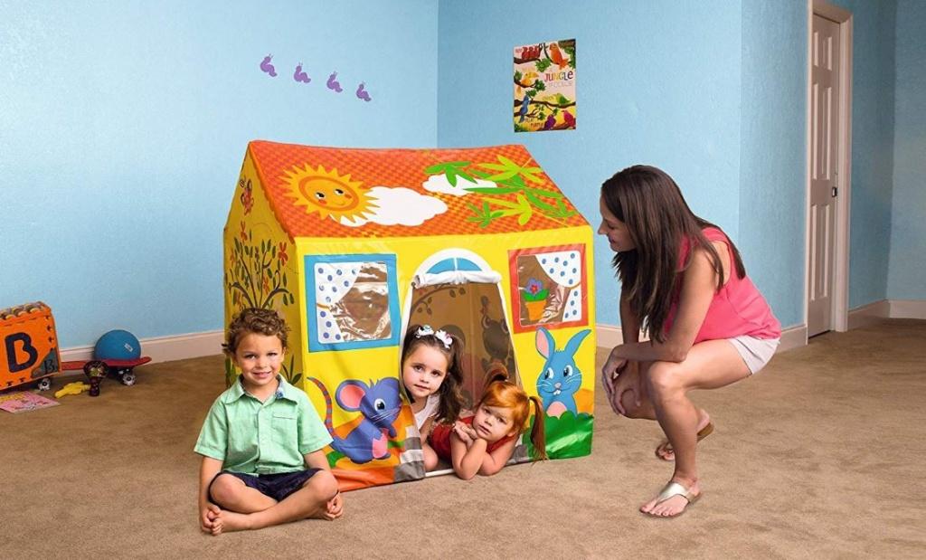 igralna hiška za otroke