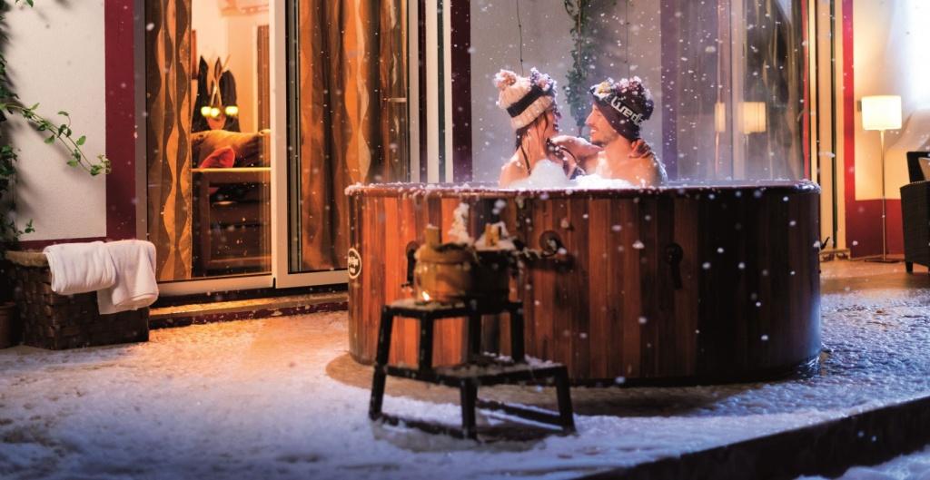masažni napihljiv bazen za zunaj
