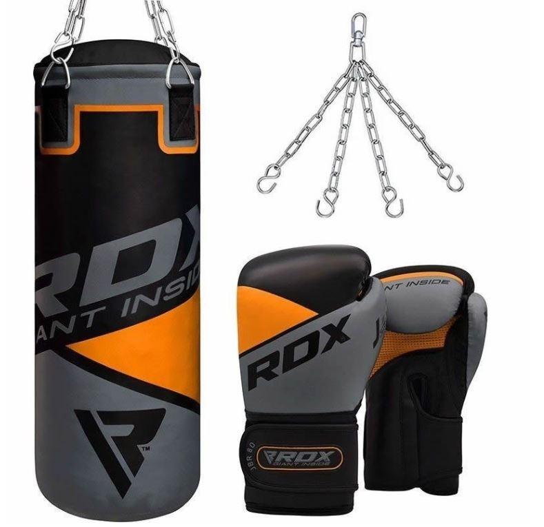 boksarska vreča za otroke rdx