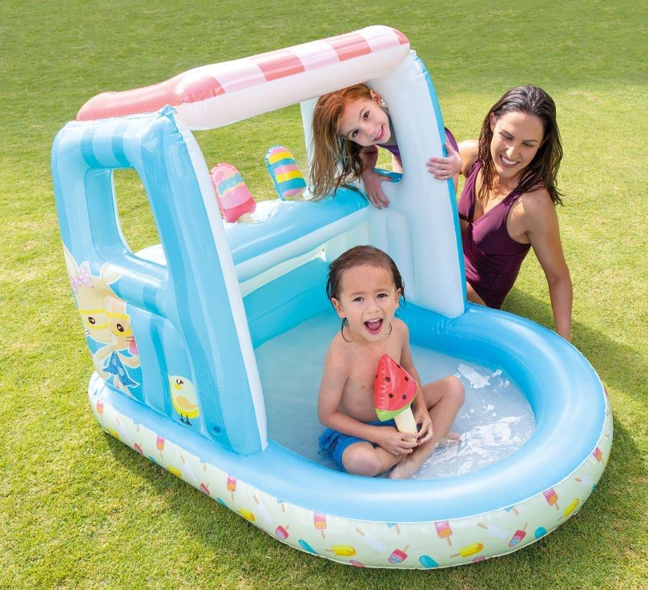 napihljiv bazenček za otroke