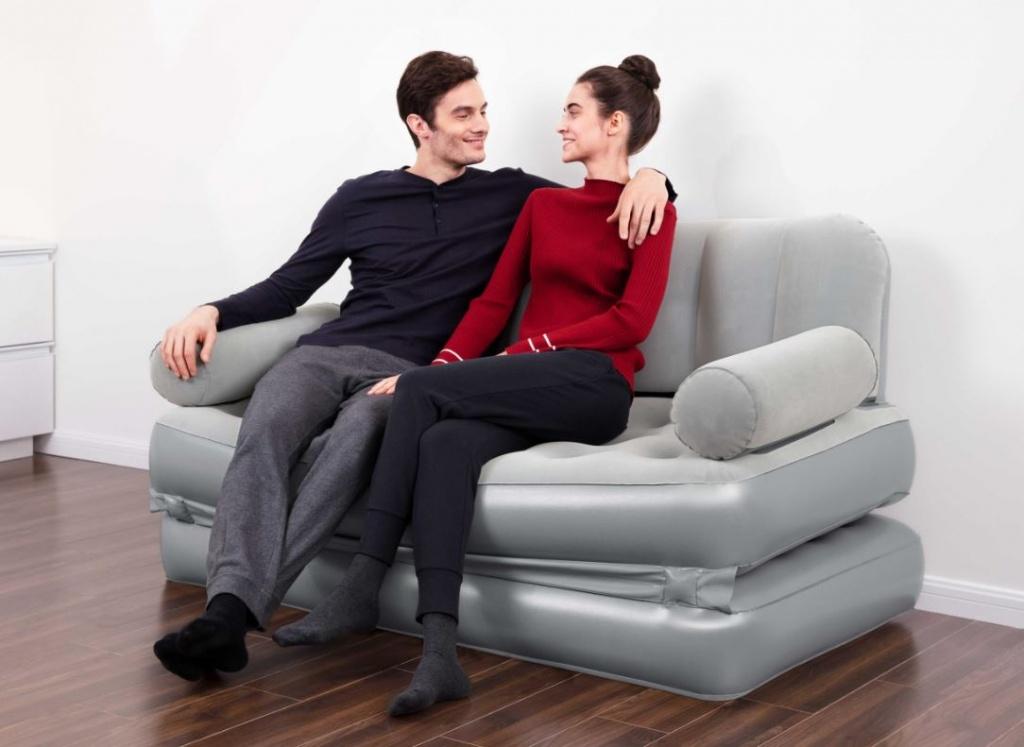napihljiv fotelj