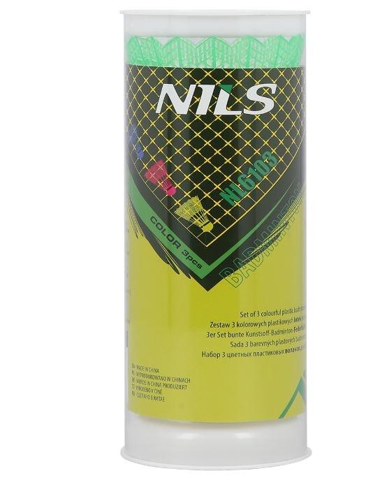 barvne badminton žogice