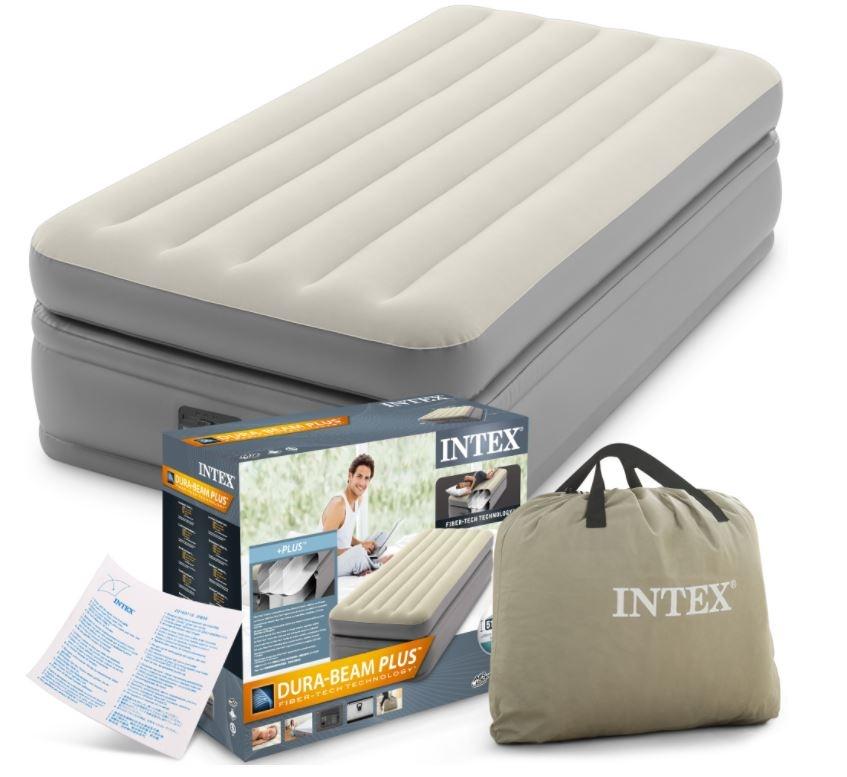 postelja ležišče na napihovanje