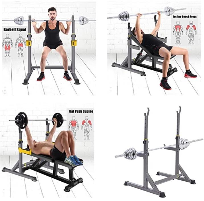 bench press stojalo ali squat stojalo