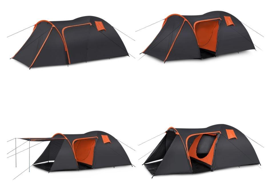 šotor za 4 osebe