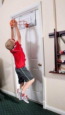obroč za zabijanje pri košarki