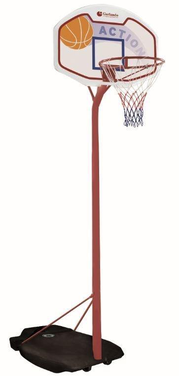 samostoječi koš za košarko