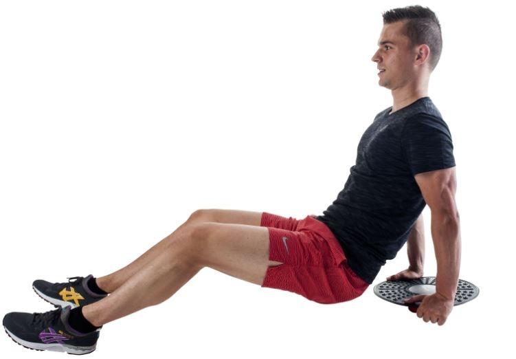 vadba na ravnotežni plošči