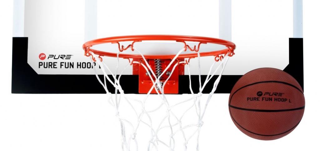 9dd8b61cd77b Hoop Pure canestro basket da porta versione L