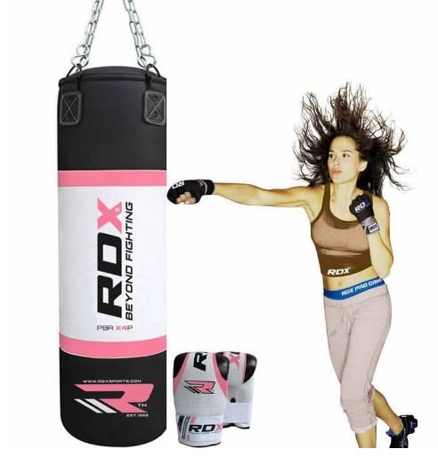 roza boks vreča rdx