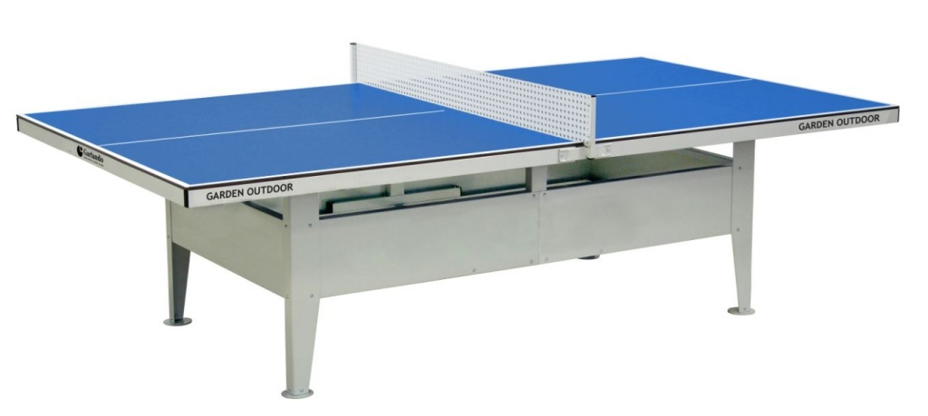 močna miza za tenis za zunaj parke kamping