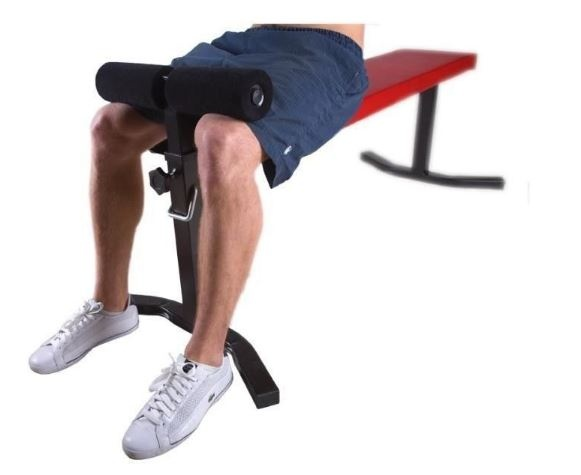 nastavek za noge za trebušne mišice