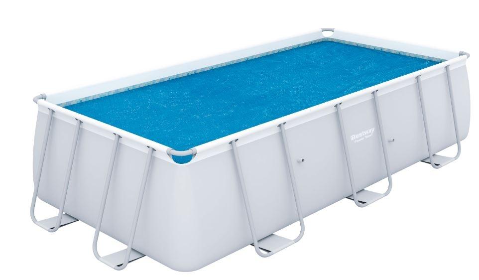 pokrivalo za bazen segreje vodo