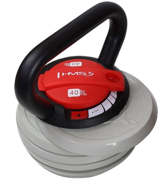 nastavljivi kettlebell