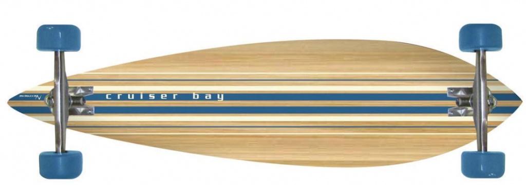 longboard deska