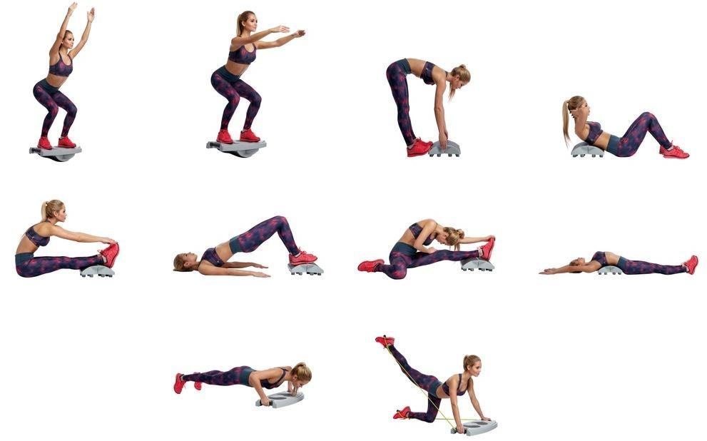 aerobika step vadba