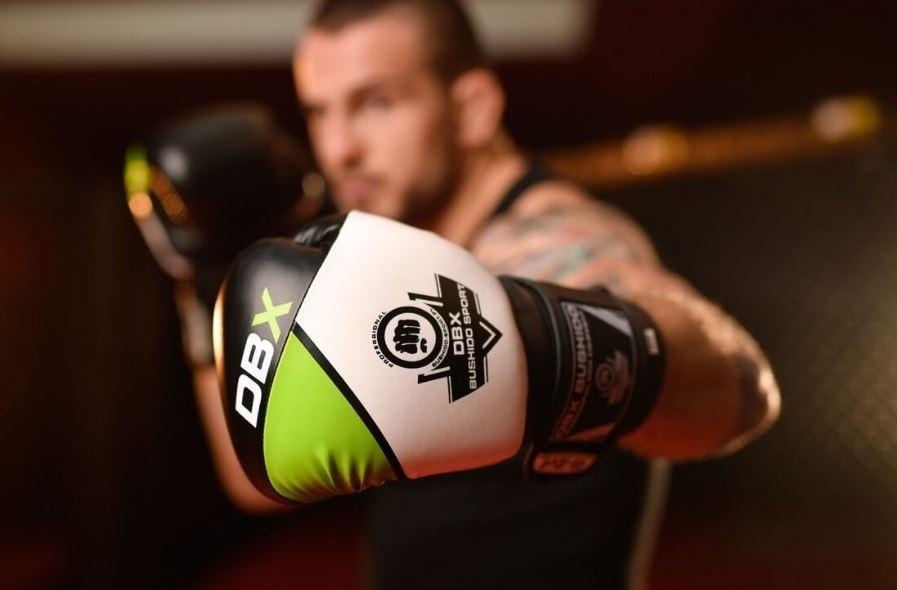 bushido boksarske rokavice
