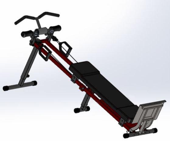 total gym body nastavek za noge
