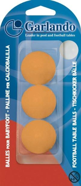 žogice oranžne barve za ročni nogomet