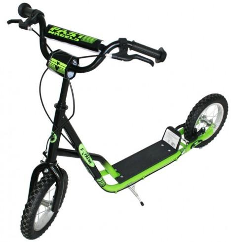 Monopattino sportivo con ruote da 30.5 cm