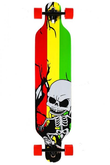 longboard tavola scheletro
